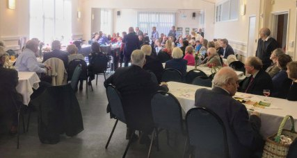 Harlaston Village Hall Event. MND 2019